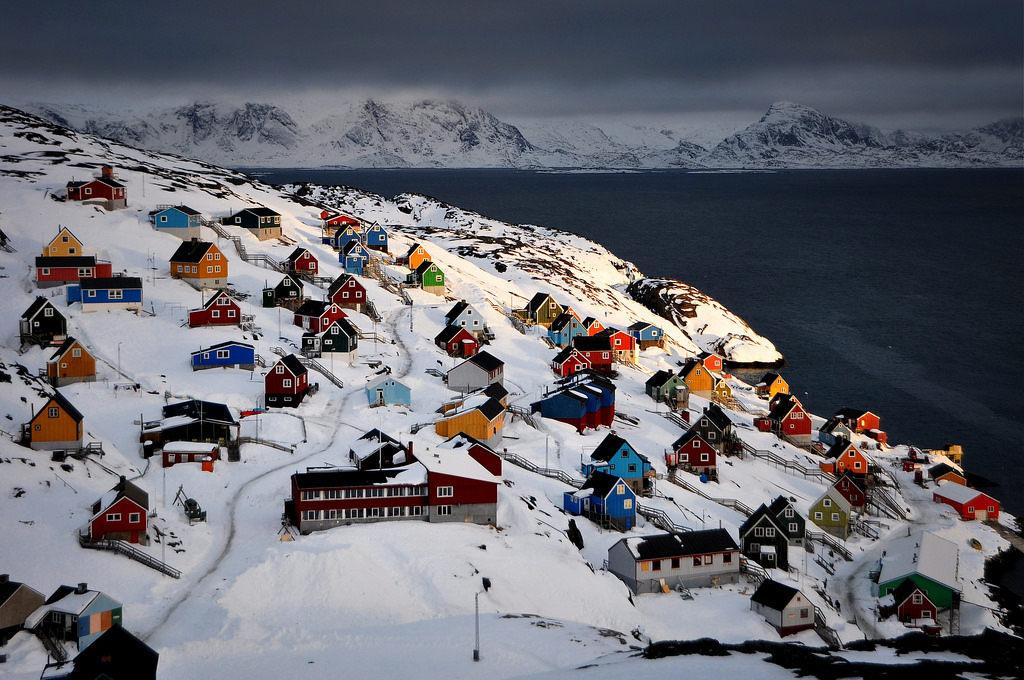 Přednáška o Grónsku 1