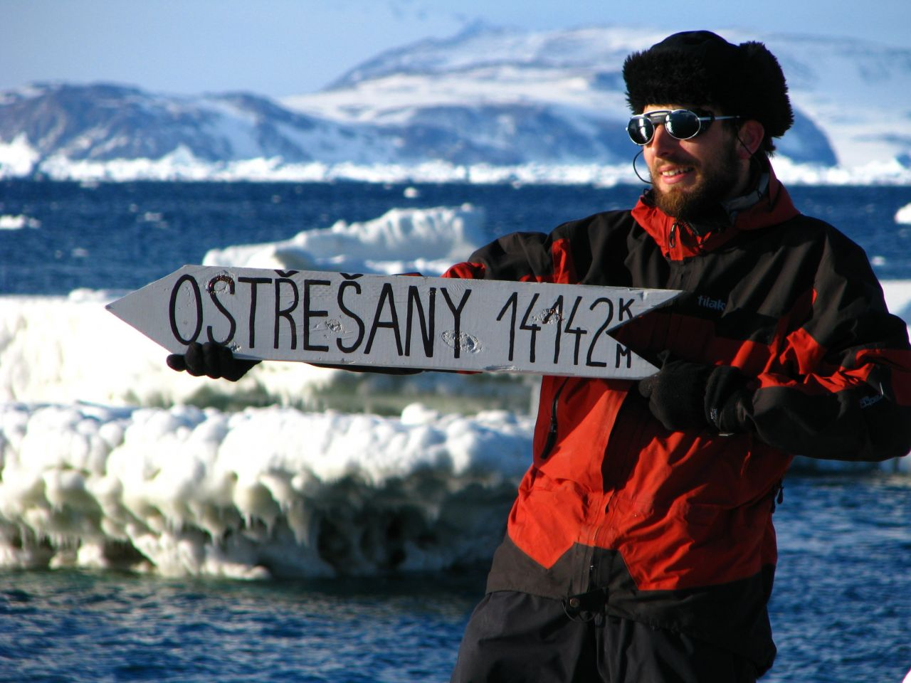 Přednáška Tajemství Antarktidy 1